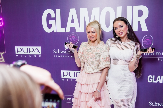 Пономаренко Иван - Светская хроника   - Glamour influencers awards